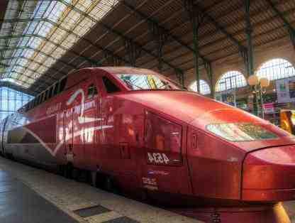 Come arrivare a Roma in treno?