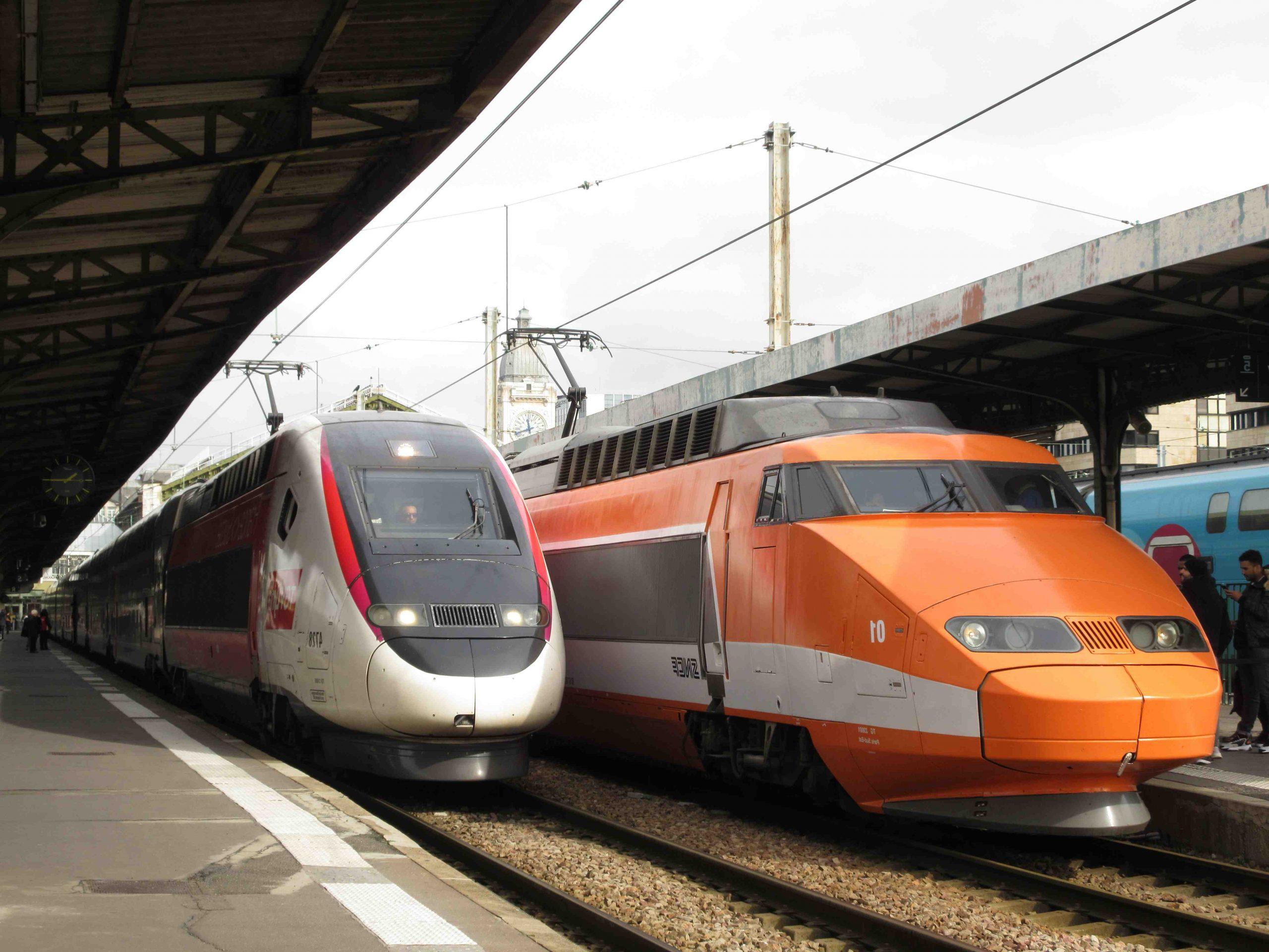 Come prendere il treno in Italia?