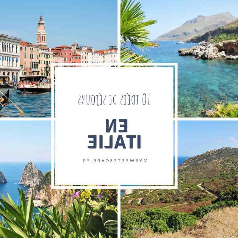 Dove andare in vacanza estiva in Italia?