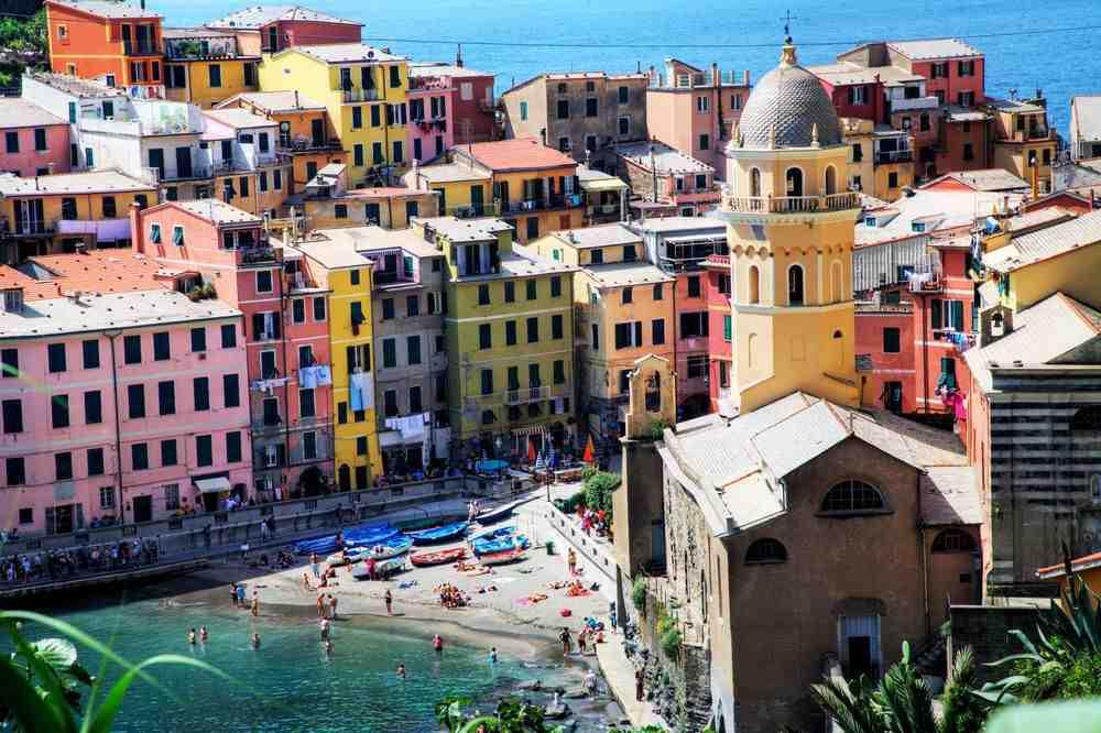 Dove trascorrere una fantastica vacanza in Italia?