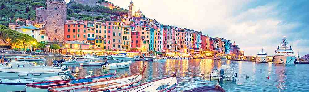 Quale treno per andare in Italia?