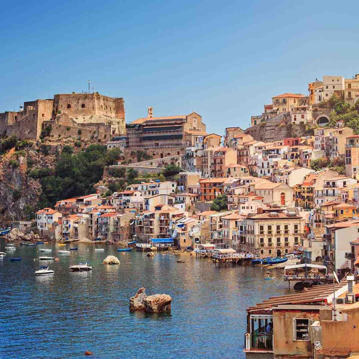 Quali sono le diverse regioni d'Italia?